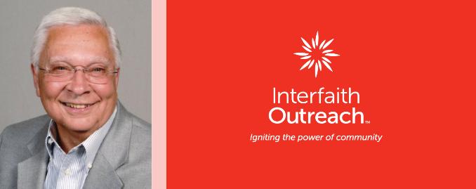 Bob Rapp Interfaith volunteer June 2020