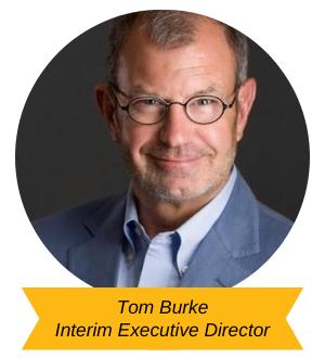 Tom Burke Interim Executive Director